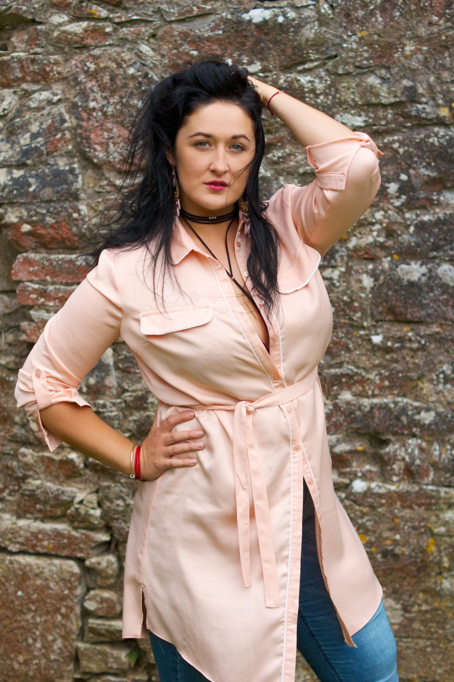 Curvy Model in Cork, Ireland
