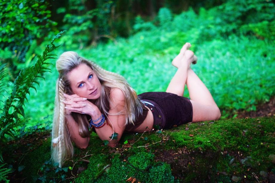 cork, ireland, glamour photography, boudoir, cavegirl