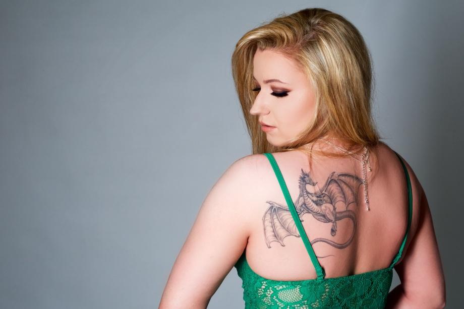 portrait, studio photography, glamour, cork, ireland