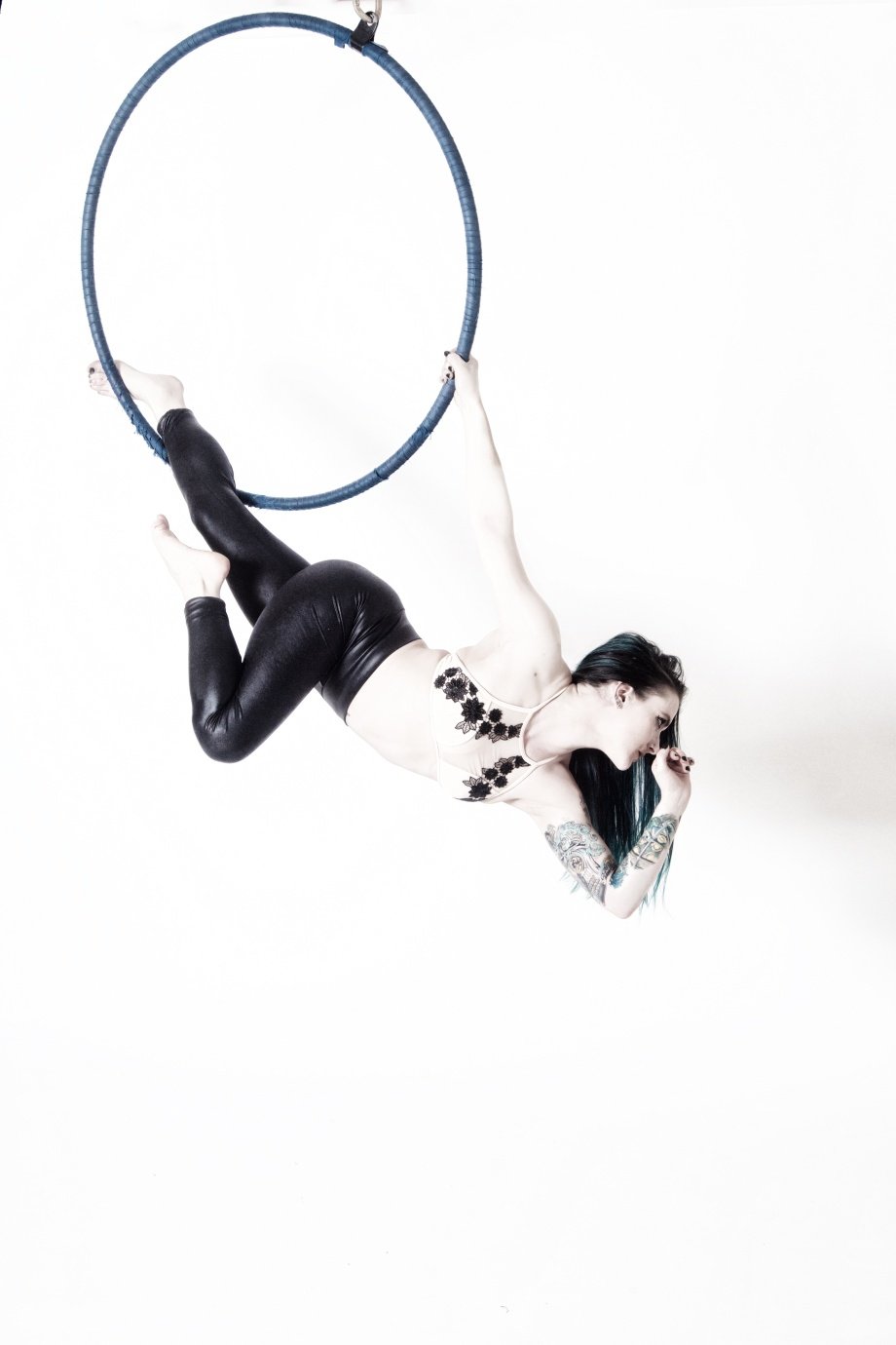 aerial hoop, aerial photography, cork, ireland, fitness shoot