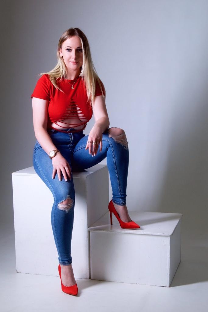Cork, Glamour Photography, studio shoot